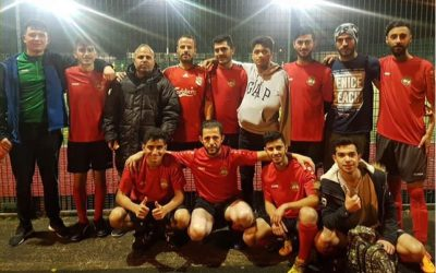 Intercultural Football Match: Wed Nov 14th