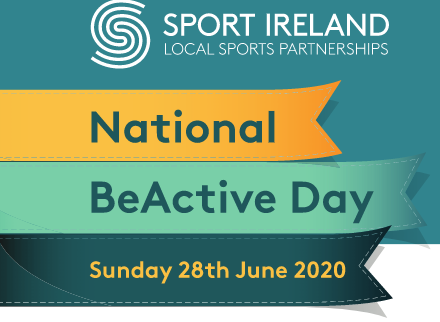 National Be Active Day: Sunday June 28th